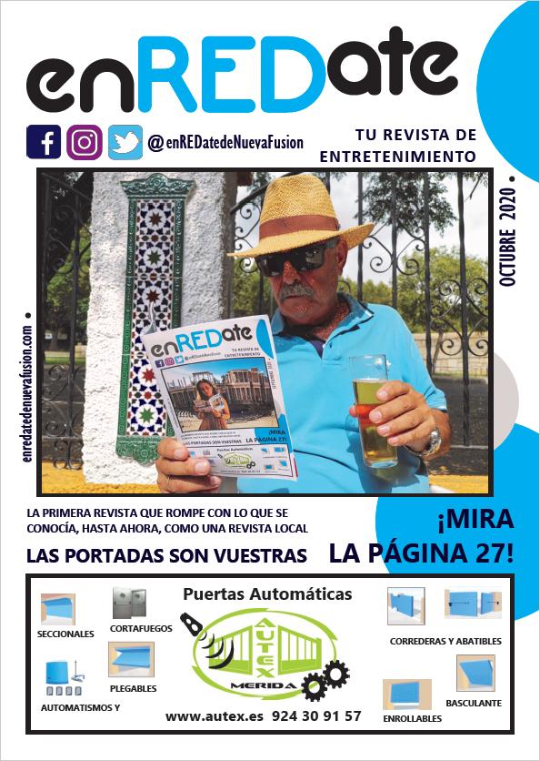 enREDate de Nueva Fusión. Publicidad en Mérida